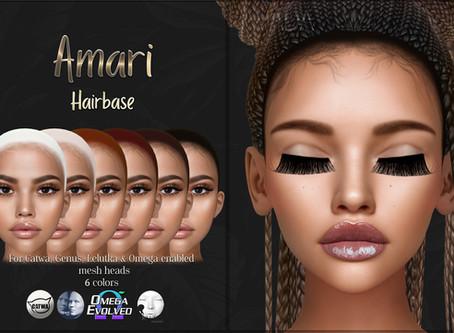 Amari Hairbase