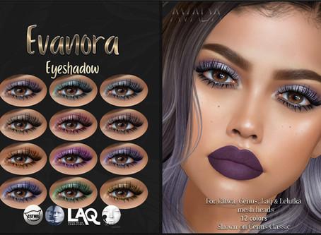 Evanora Eyeshadow