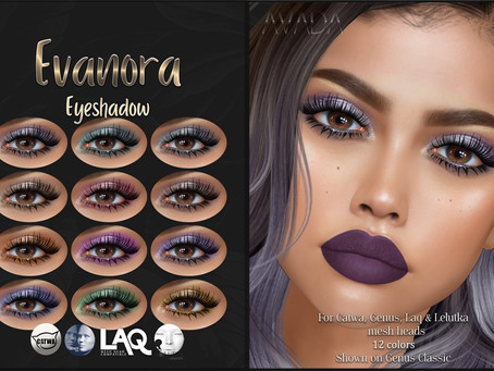 Evanora Eyeshadow