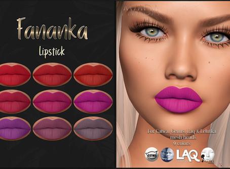 Fananka Lipstick