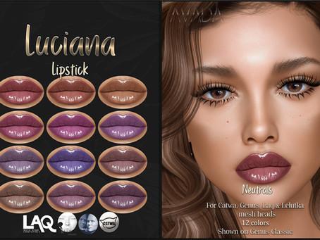 Luciana Lipstick