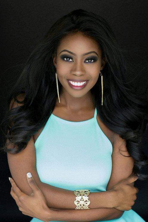 Ms. Coastal Georgia - Ashia Miller