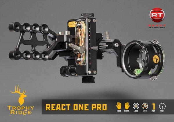 Trophy Ridge React One Pro RH