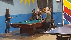 The Girls playing pool.jpg