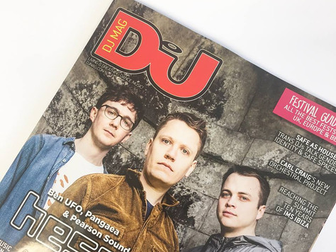 THE FANDANGO CLUB IN MAY ISSUE OF DJ MAG!