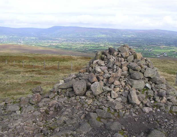 Slieve Gallion Summit