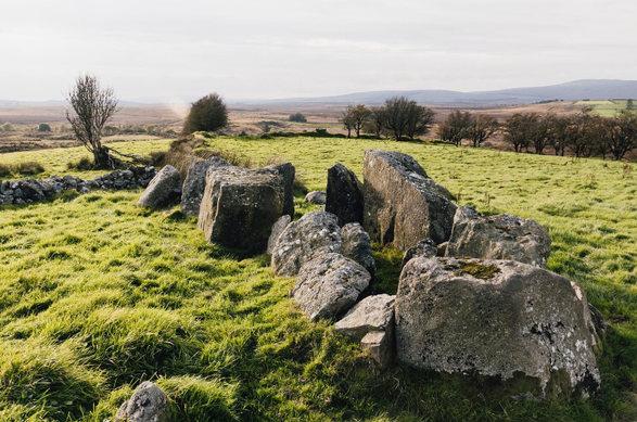 Ballybriest Tombs