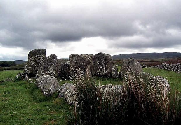 Ballybirest Tomb