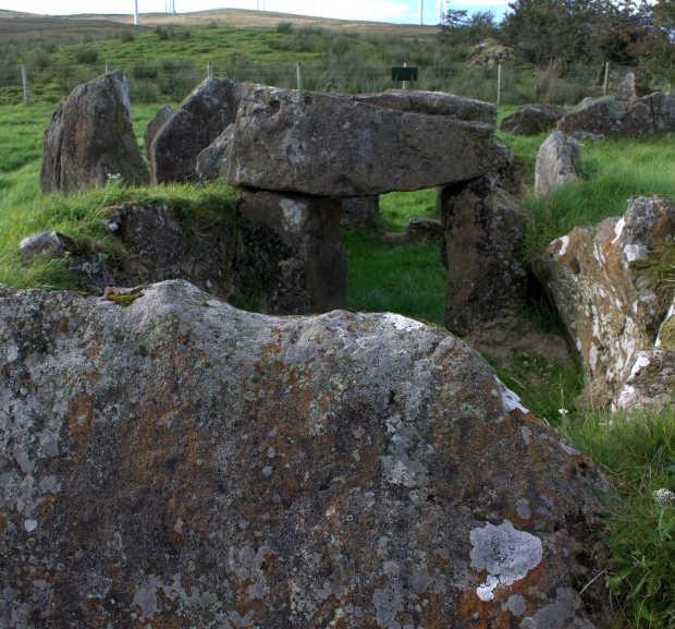 Knoconeill Tomb