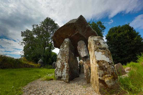 Dolmens In Ireland