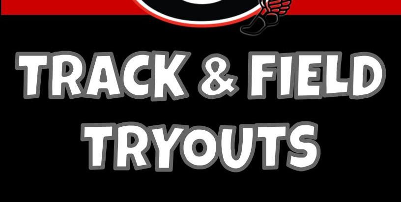 Track & Field Tryouts & Preseason Practice