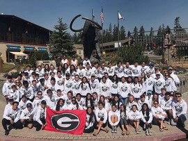 Mammoth 2018! We survived a week with lo