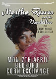 Nicky Prince to support Martha Reeves & The Vandellas!!