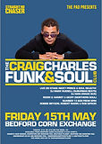Nicky Prince & Soul Selecta to support Craig Charles Funk & Soul Club event in Bedford!