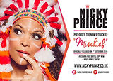 PRE-ORDER - Nicky Prince 'Mischief' EP (CD)