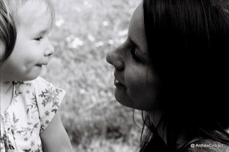 Complicité Mère et fille