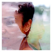 Portraits double exposition
