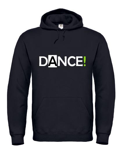 "Tanzkunst Hoodie ""DANCE!"""