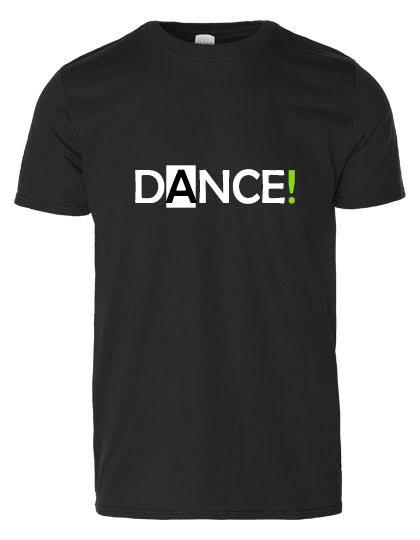 """Tanzkunst Shirt """"DANCE!"""""""