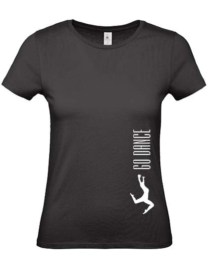 Go Dance Shirt Women