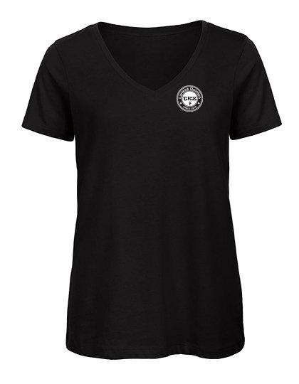 TKZ Premium V-Neck Shirt Women S/W