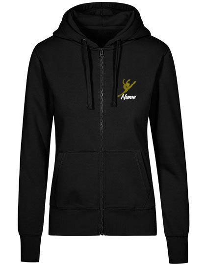 Women Premium Sweat Jacket SlimFit