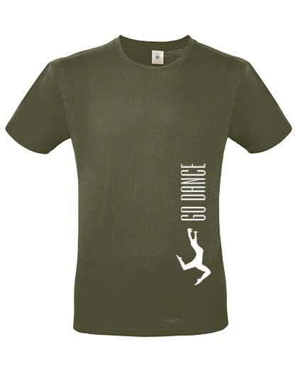 Go Dance Shirt Men