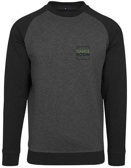 DanceRoom Raglan Crewneck Sweater