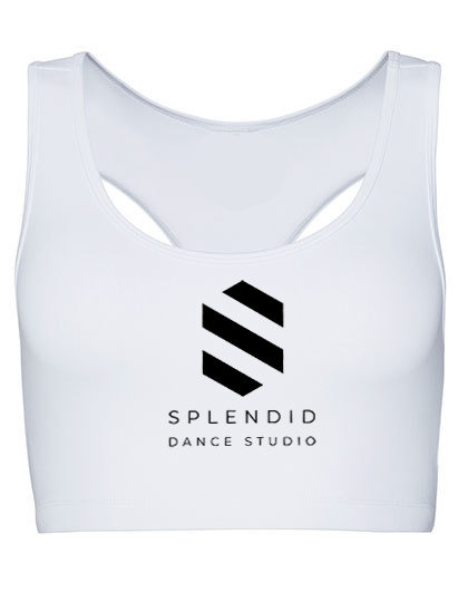SPLENDID Sports Crop Top