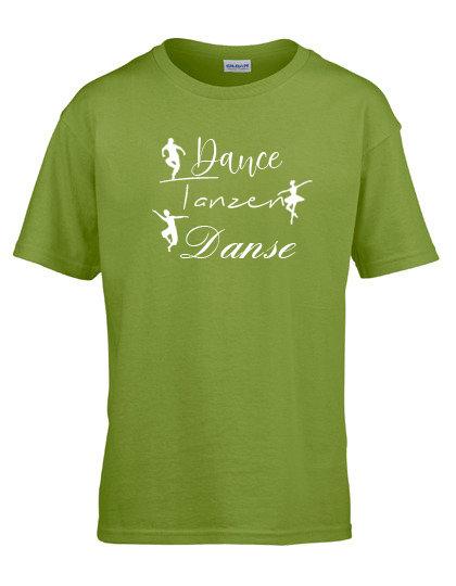 Tanz|Raum Kids Basic Shirt