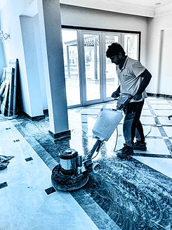 Marble polishing for villas and apartments in Dubai
