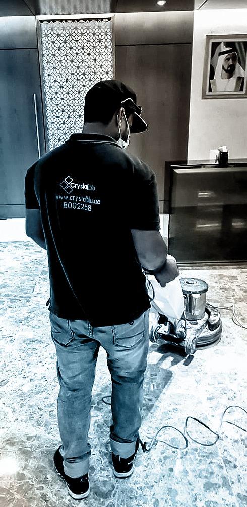 Marble technicians in Dubai