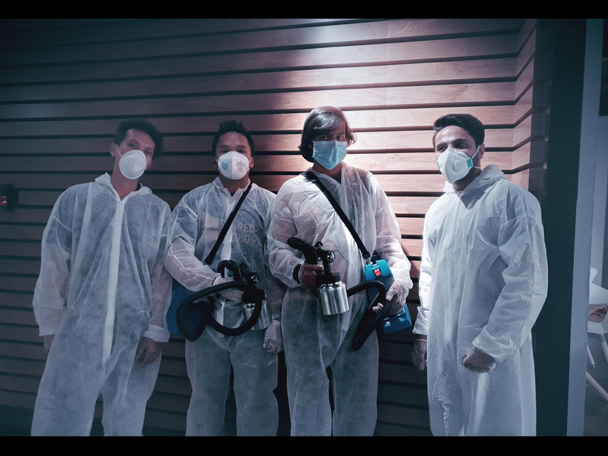Disinfection Team