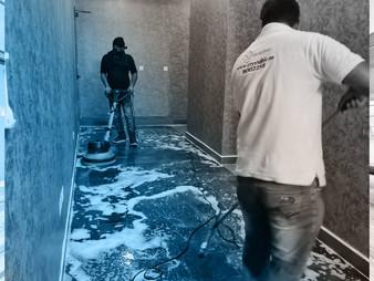 Scrubbing Process