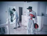 Clinic Disinfection