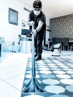 Carpet Shampoo in Dubai