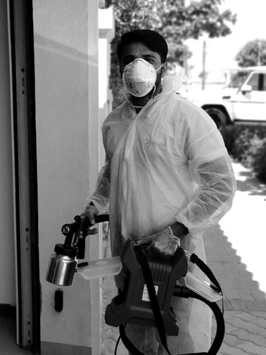 Crystalblu Disinfection Crew