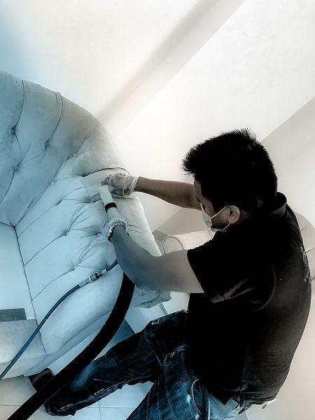 Sofa cleaning company in Dubai