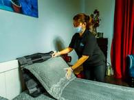 Crystalblu Cleaning Staff
