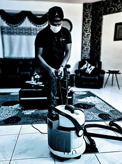 Carpet cleaning specialist in Dubai