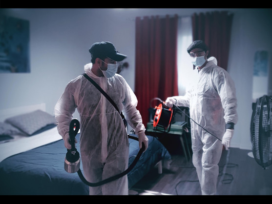 House Disinfection in Dubai