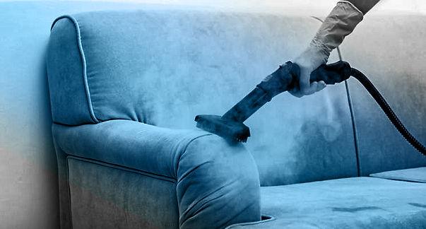 Sofa steam cleaning in Dubai