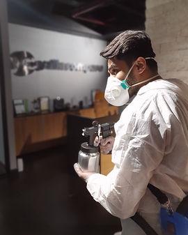 Disinfection companies in Dubai