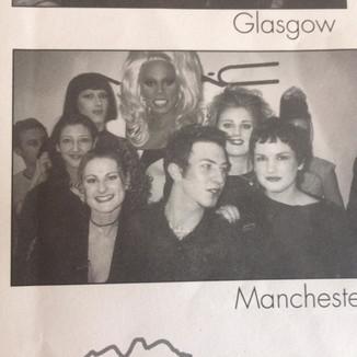 MAC Counter Manchester