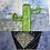 Thumbnail: Cactus Foundation Paper Pieced Pattern PDF