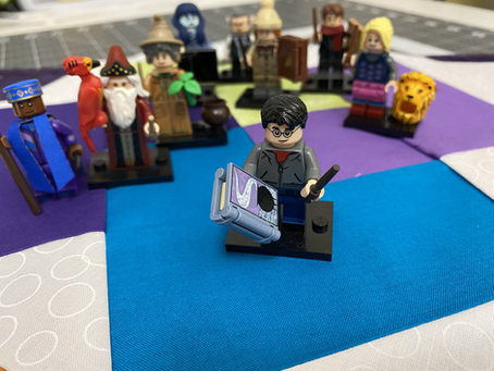 9 Things Harry Potter Can Teach You About Quilting
