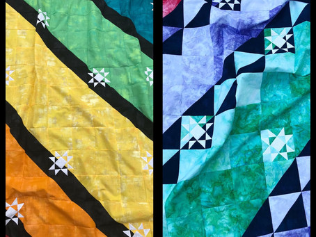 Navigate the Stars Quilt Pattern