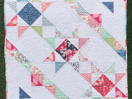 Follow the Stars Quilt Pattern