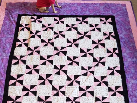 A Tale of Two Quilts