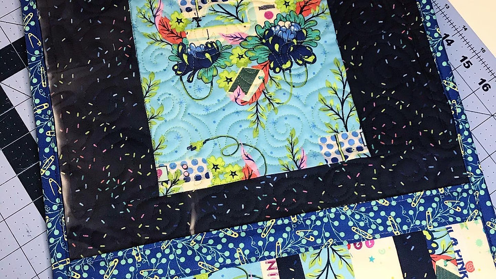 Nancy's Bag Project Bag Pattern